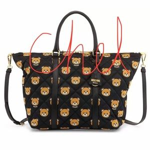 Moschino Jeremy Scott Ready To Bear Bag
